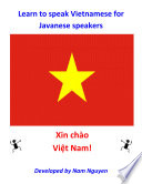 Learn to Speak Vietnamese for Javanese Speakers