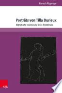 Porträts von Tilla Durieux