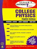 Schaum s Outline of Theory and Problems of College Physics