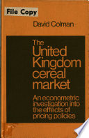 The United Kingdom Cereal Market