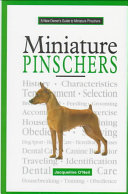 A New Owner's Guide to the Miniature Pinscher