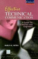 Effective Technical Communication book