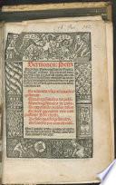 Sermones  Petri Hieremie Parnormitani ex Sicilia  F  co n uent us  ordinis Predicatoru m  bononiensiu m