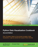 Python Data Visualization Cookbook Second Edition