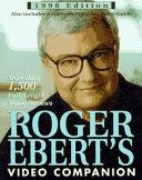 Roger Ebert s Video Companion