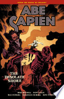 Abe Sapien Volume 8  The Desolate Shore