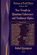 New Trends in Quantum Coherence and Nonlinear Optics