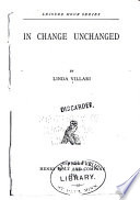 In Change Unchanged