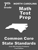 North Carolina 7th Grade Math Test Prep