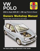 VW Polo Petrol and Diesel Owner s Workshop Manual