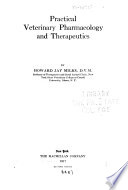 Practical Veterinary Pharmacology And Therapeutics