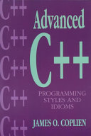 Advanced C   programming styles and idioms