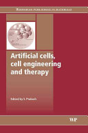 Artificial Cells Cell Engineering And Therapy book