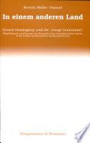 """In einem andern Land: Ernest Hemingway und die """"Junge Generation"""""""