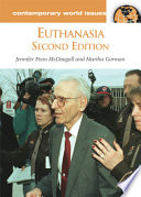 Euthanasia, A Reference Handbook PDF