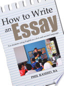How to Write an Essay For Beginners And One Of The Major Areas