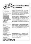 B  rsenblatt f  r den deutschen Buchhandel