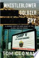 Whistleblower  Soldier  Spy