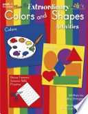 Mrs  E s Extraordinary Colors and Shapes Activities  eBook