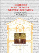 The History of the Library in Western Civilization