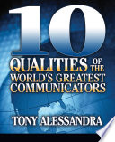 10 Qualities of the World s Greatest Communicators
