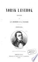 Norsk Laesebog  udgiven of A  E  Eriksen og P  A  Paulsen