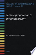 Sample Preparation in Chromatography