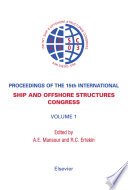Proceedings Of The 15th International Ship And Offshore Structures Congress book