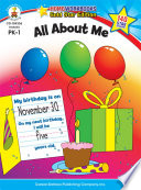 All About Me  Grades PK   1