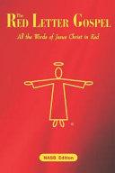 The Red Letter Gospel