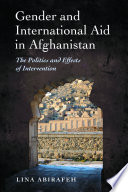 Gender and International Aid in Afghanistan