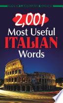 2 001 Most Useful Italian Words