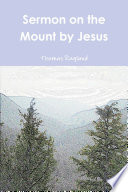 Sermon on the Mount by Jesus