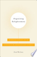Organizing Enlightenment