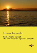 Homerische Rätsel