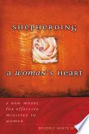 Shepherding A Woman s Heart