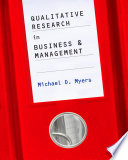 Qualitative Research in Business   Management