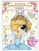 Sherri Baldy My Besties Fairy Princess Coloring Book