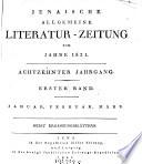 Jenaische allgemeine Literatur-Zeitung