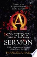 The Fire Sermon  Fire Sermon  Book 1