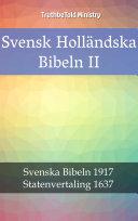 Svensk Holländska Bibeln II