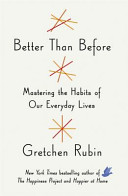 Better Than Before : like a rubin in our...