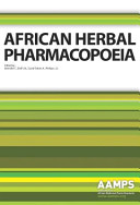 African Herbal Pharmacopoeia Date Botanical Commercial And Phytochemical