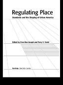 Regulating Place