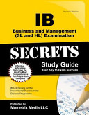 IB Business and Management  SL and HL  Examination Secrets Study Guide