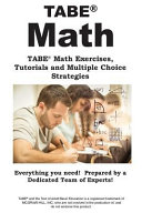 TABE Math