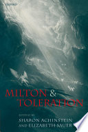 Milton & Toleration