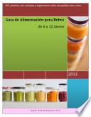 Guía de Alimentación para Bebes de 6 a 12 meses