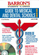 Barron s Guide to Medical and Dental Schools