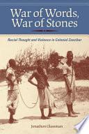War of Words  War of Stones